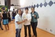 1º torneio de tae boxe sudo academia cobra