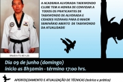 Seminário de TAEK WON DO com mestre Te Bo Lee