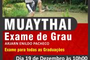 Exama de Grau Cachoeirinha - 19 de Dezembro