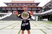 Muay Thai ganha regulamentação
